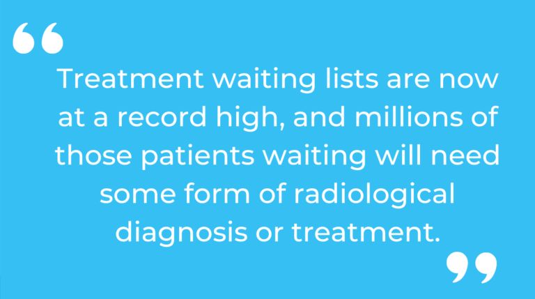 Photo - Hexarad Radiology will be involved in helping reduce waiting lists after COVID19.